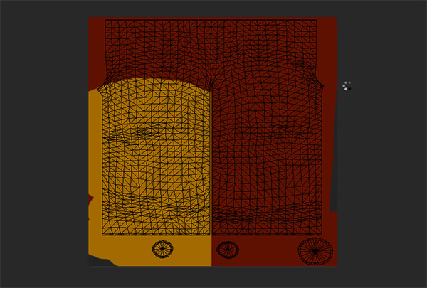 photoshop cc symmetrical mesh painting