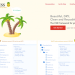 RichCSS – Beautiful, DRY, Clean and Reusable CSS