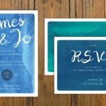 How to Create a Watercolor Wedding Invitation in Adobe InDesign