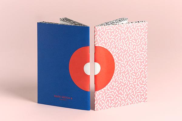 Write Sketch   Super Pocket Notebooks