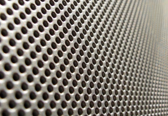 TV grille