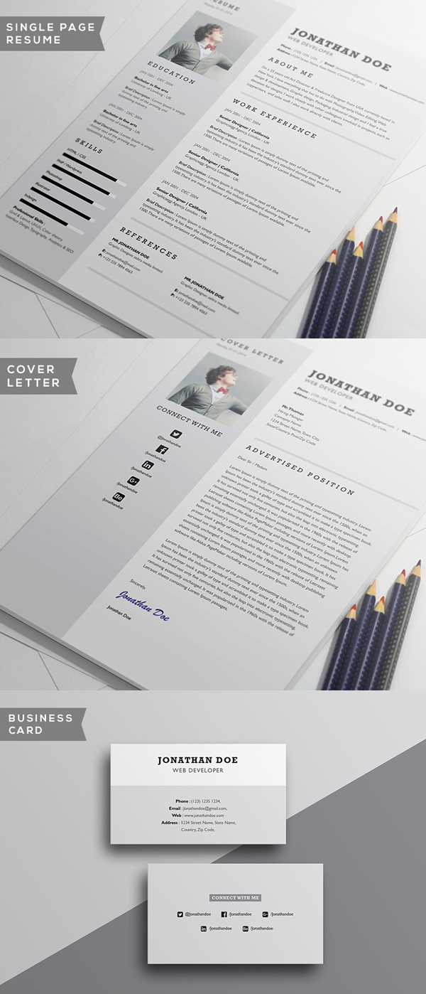 free professional resume template - Free Professional Resume Template