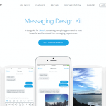 Messaging Design Kit for Sketch