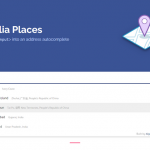 Algolia Places – Fast and Beautiful Address AutoCompletion
