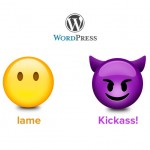 Lame vs. Kickass WordPress Themes: Take your Pick