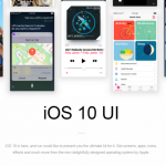 iOS 10 UI Kit Free for Download