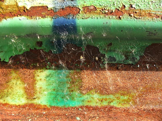 Colorful Metal Texture