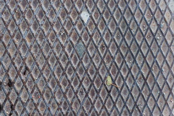 High resolution metal texture
