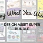 Pay What You Want: Design Asset Super Bundle