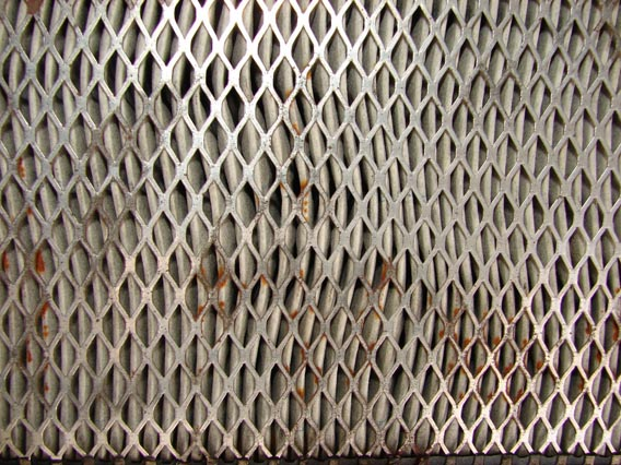 Rusty Metal Automobile Texture
