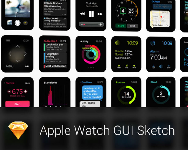free-apple-watch-gui-sketch