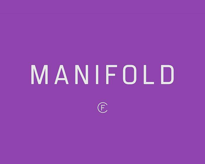 Manifold CF Sans Serif Font Family
