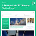 Winds – Open Source Personalized RSS Reader