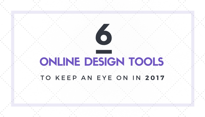 Best online design tools in 2017