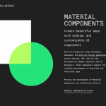 Google's Material Design UI Components