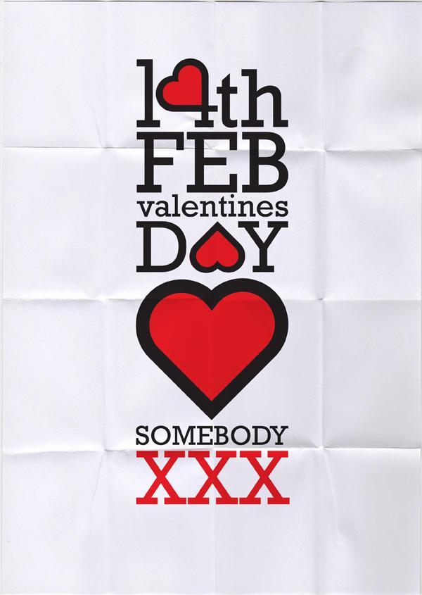 14 February Poster