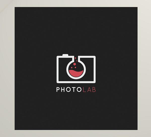 Creative Mini PhotoLab Business Card