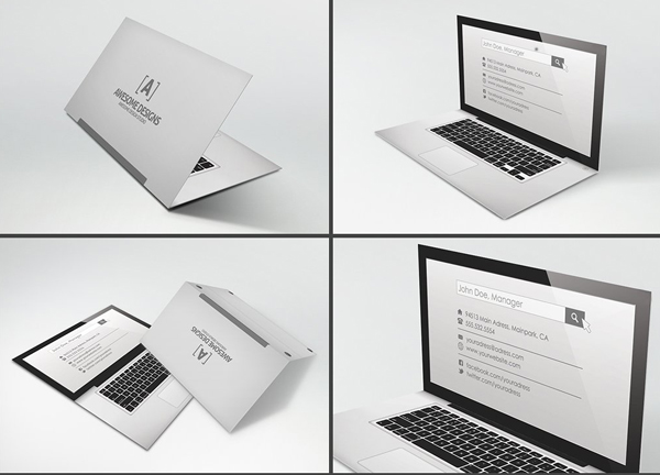 laptop templates