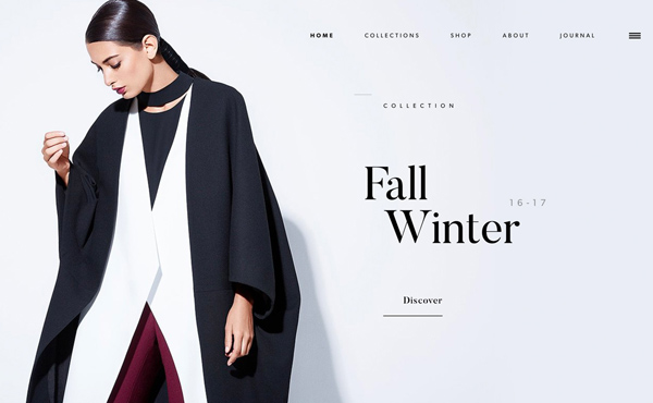 32 New Trend Website Design Examples - 28