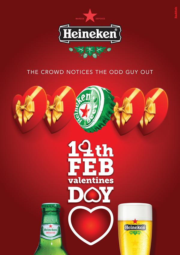 Valentine's day poster ideas