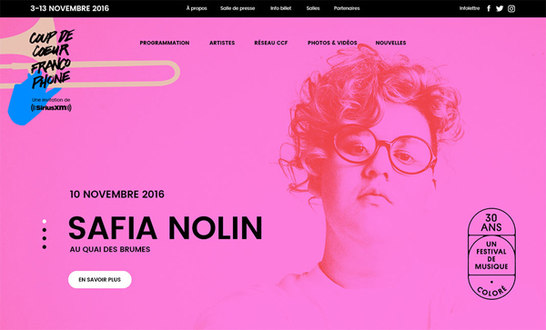 32 New Trend Website Design Examples - 9