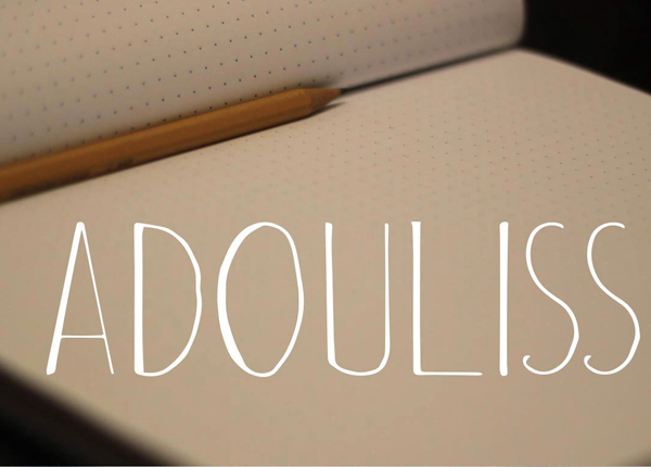Adouliss Free Font