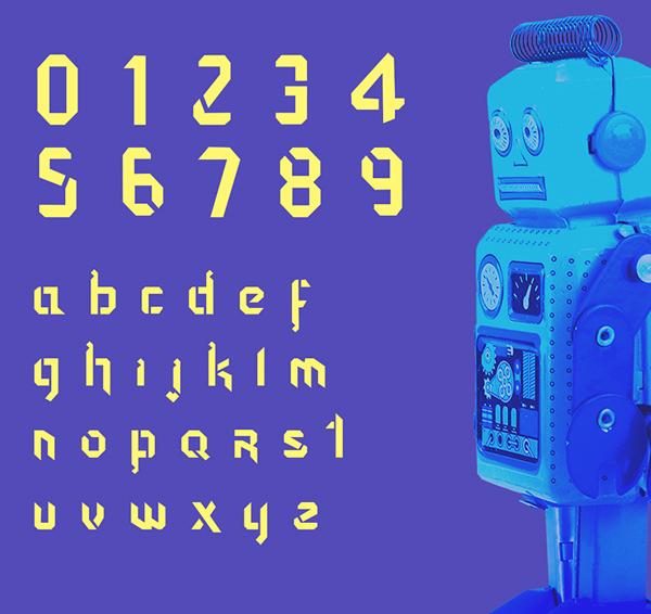 Automata Font