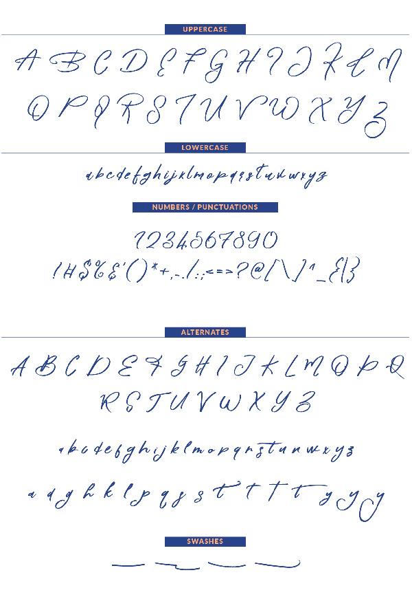 Kensington Font