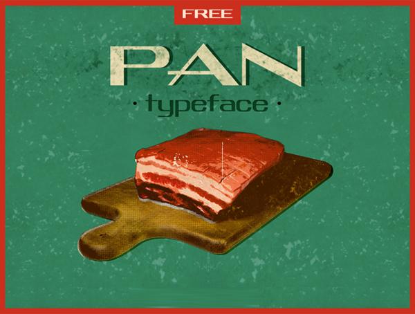 Pan Free Font