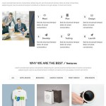 New WordPress Themes with Modern Design and Features