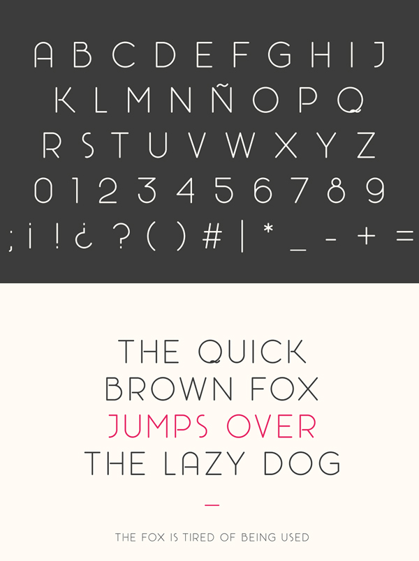 Rosarina Font & Letters