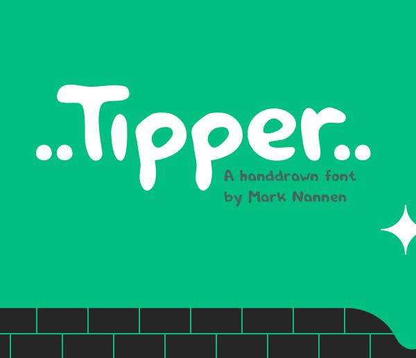Tipper Free Font