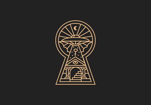 45 Best Line Art Logo Designs for Inspiration - 22