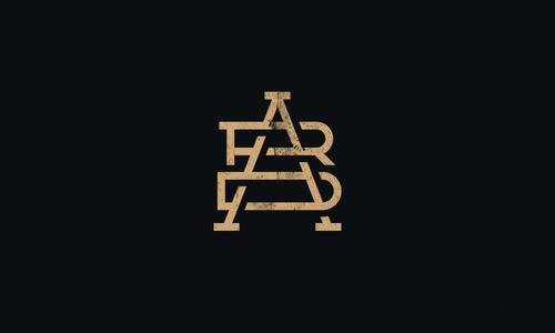 45 Best Line Art Logo Designs for Inspiration - 40