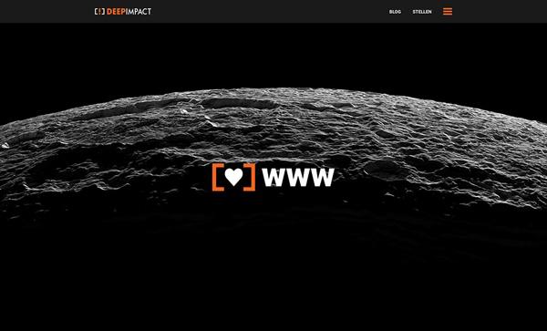 Web Design Agencies Websites: 26 Creative Web Examples - 16