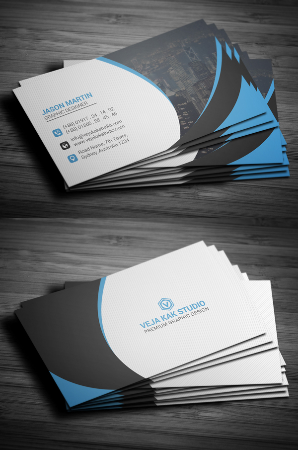 31 new useful free photoshop psd files for ui designers idevie new professional business card templates print ready design reheart Image collections