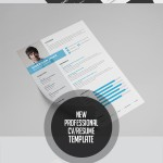 50 Best CV / Resume Templates with Cover Letter