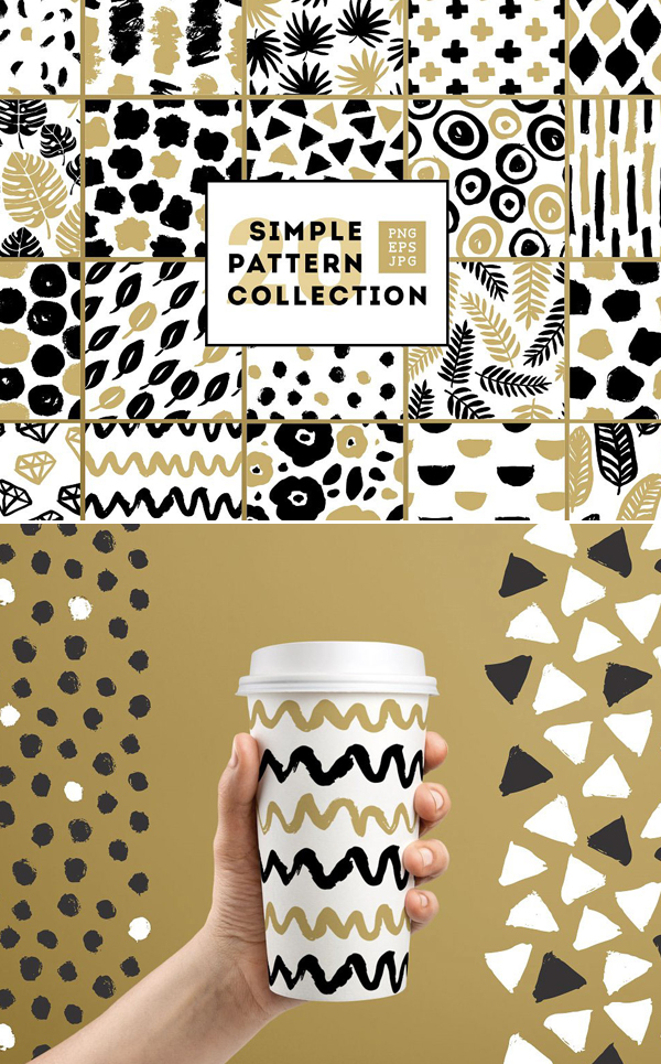 Free Simple Patterns Collection