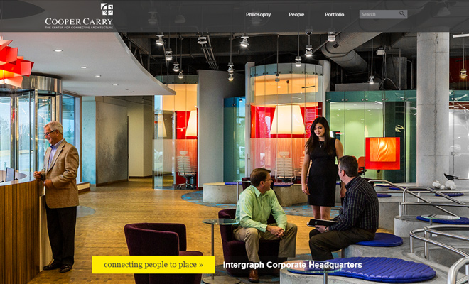 cooper carry national architecture firm design