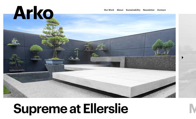 interior exterior architecture website