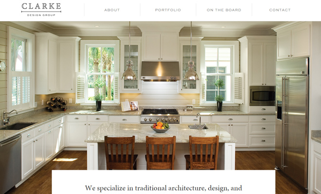 clarke design group architecture firm