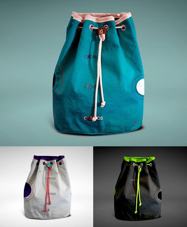 Free Cloth Bag PSD Mockup