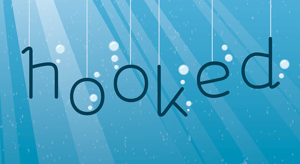 Hooked Free Font