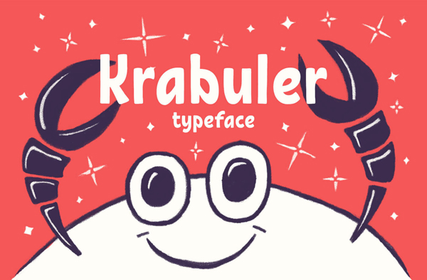 Krabuler Free Font