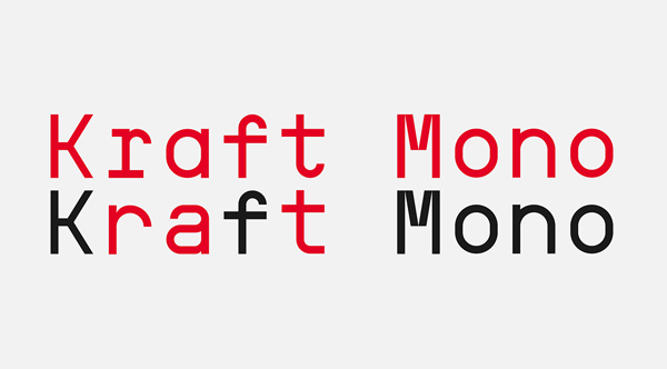 Kraft Mono Free Font