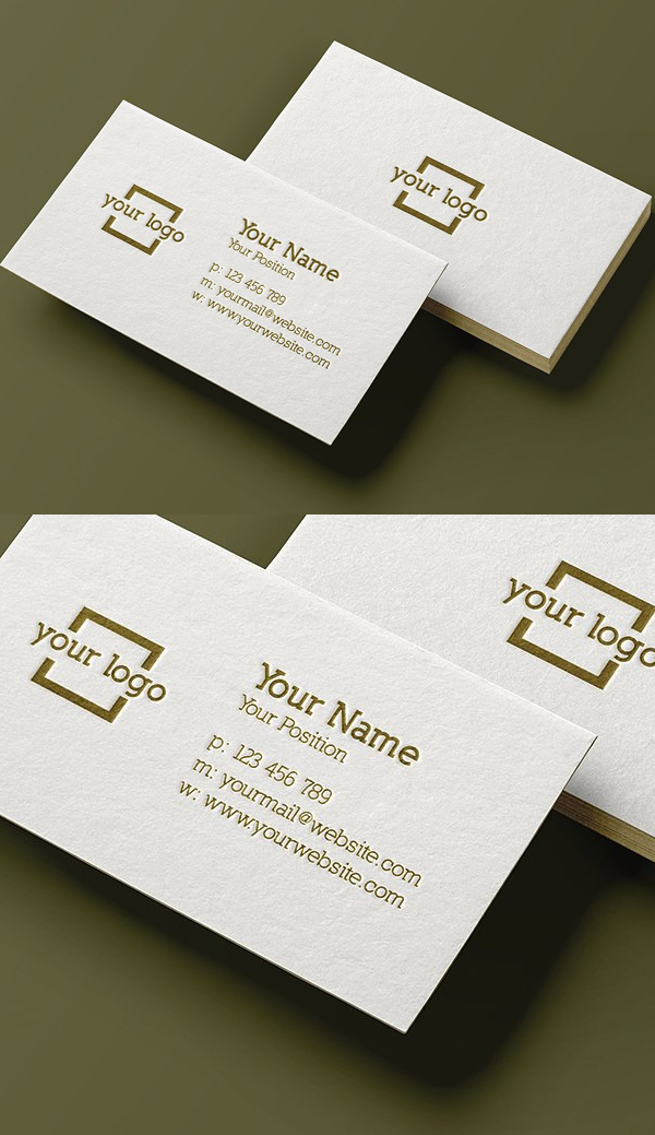 Business Card Templates 26 New Print Ready Designs - oukas.info