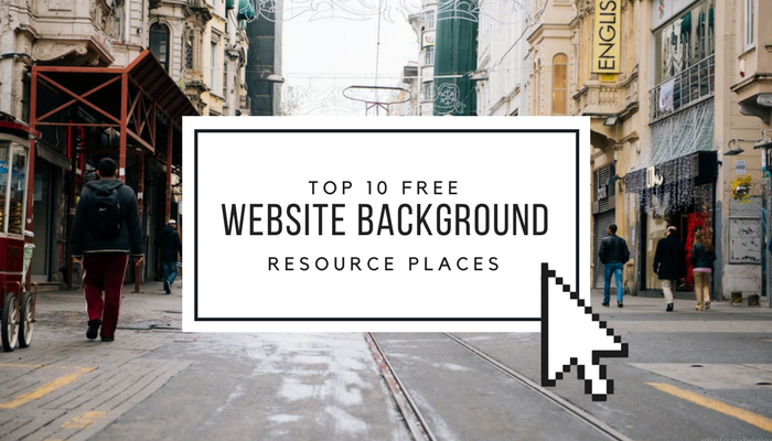 Free website background resource places