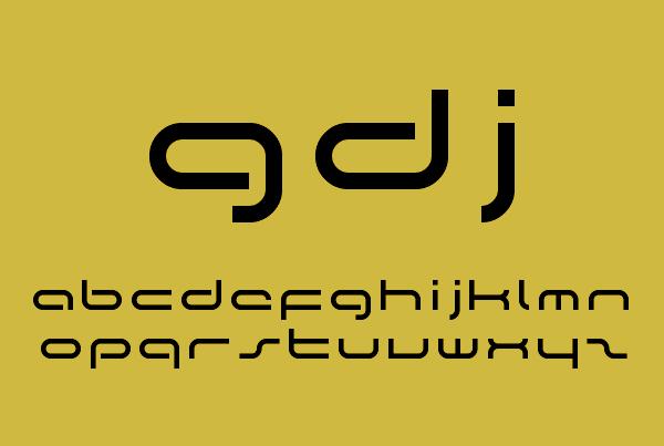The Rush Free Font