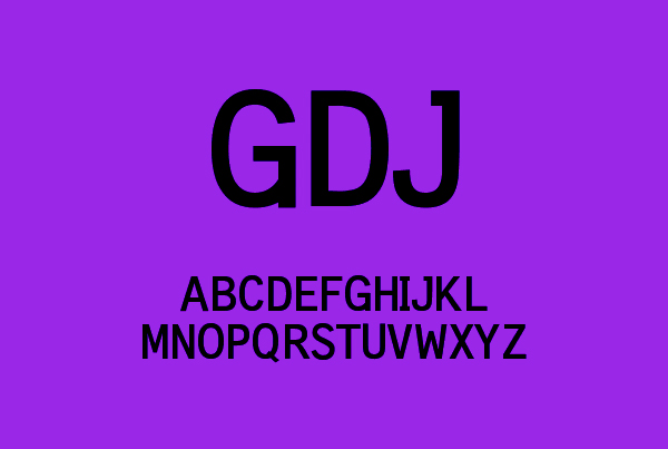 Calculative Free Font