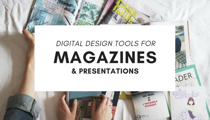 Digital design tools